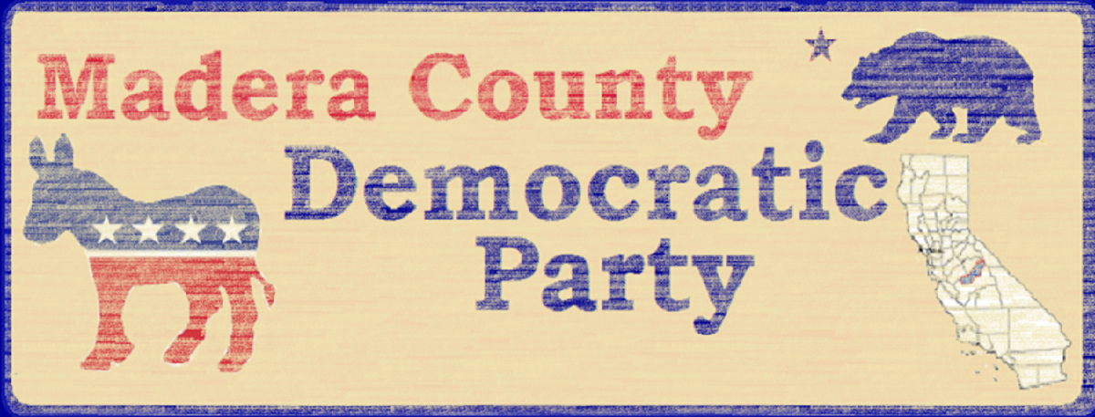 Madera County Democratic Central Committee FPPC# 991608